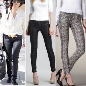 BleuLab Reversible Jeans Detour Leggings